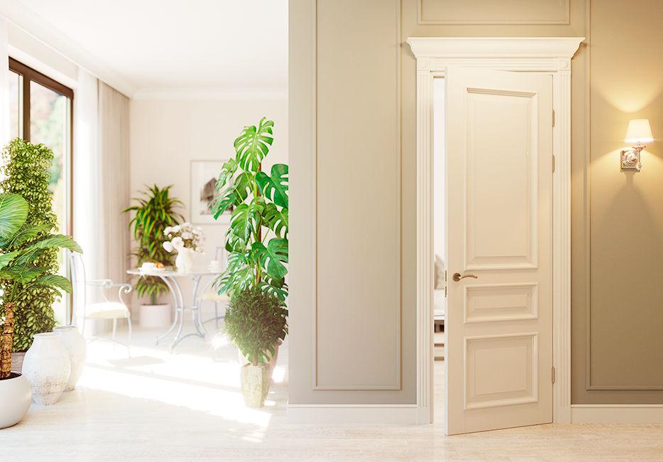 межкомнатные двери выбираем направление и сторону